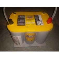 Bateria de gel optima tapa amarilla d35 48 ah