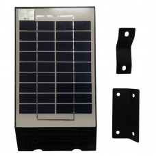 Lámpara Solar Led Para Exterior 10 Watts