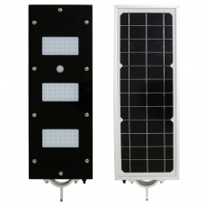 Lámpara Solar para Calle 15 Watts