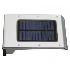 Lámpara Solar De 20 Leds Con Sensor de Luz y Movimiento