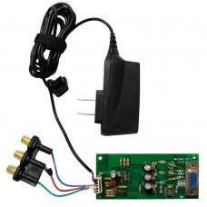 Convertidor de Video Componente a VGA