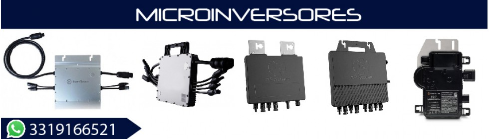 Microinversores