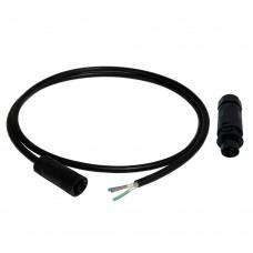 Cable Extensión Aps 127 V Con Conector Macho Extra