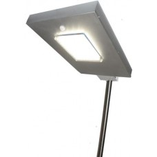 Lámpara Solar Led Para Interperie 20 Watts